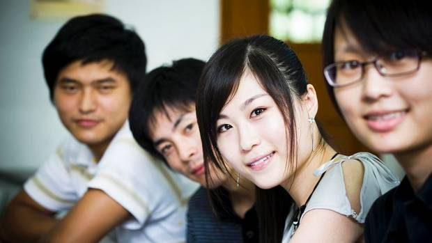 Chinese MBA applicants