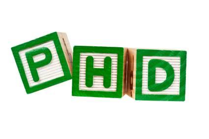 PhD in India - top schools