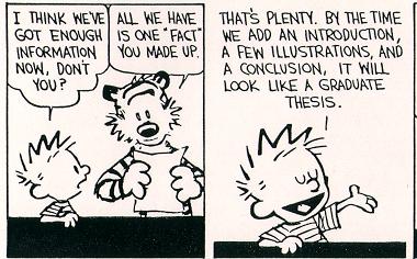 MBA essay samples are a bad idea!