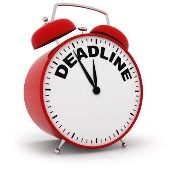 MBA Deadlines 2014