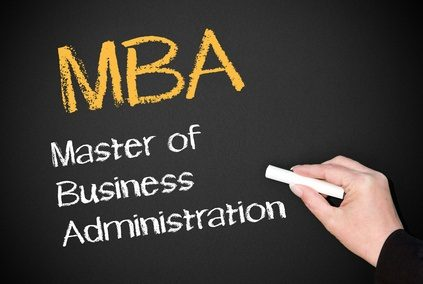 Prepare MBA application