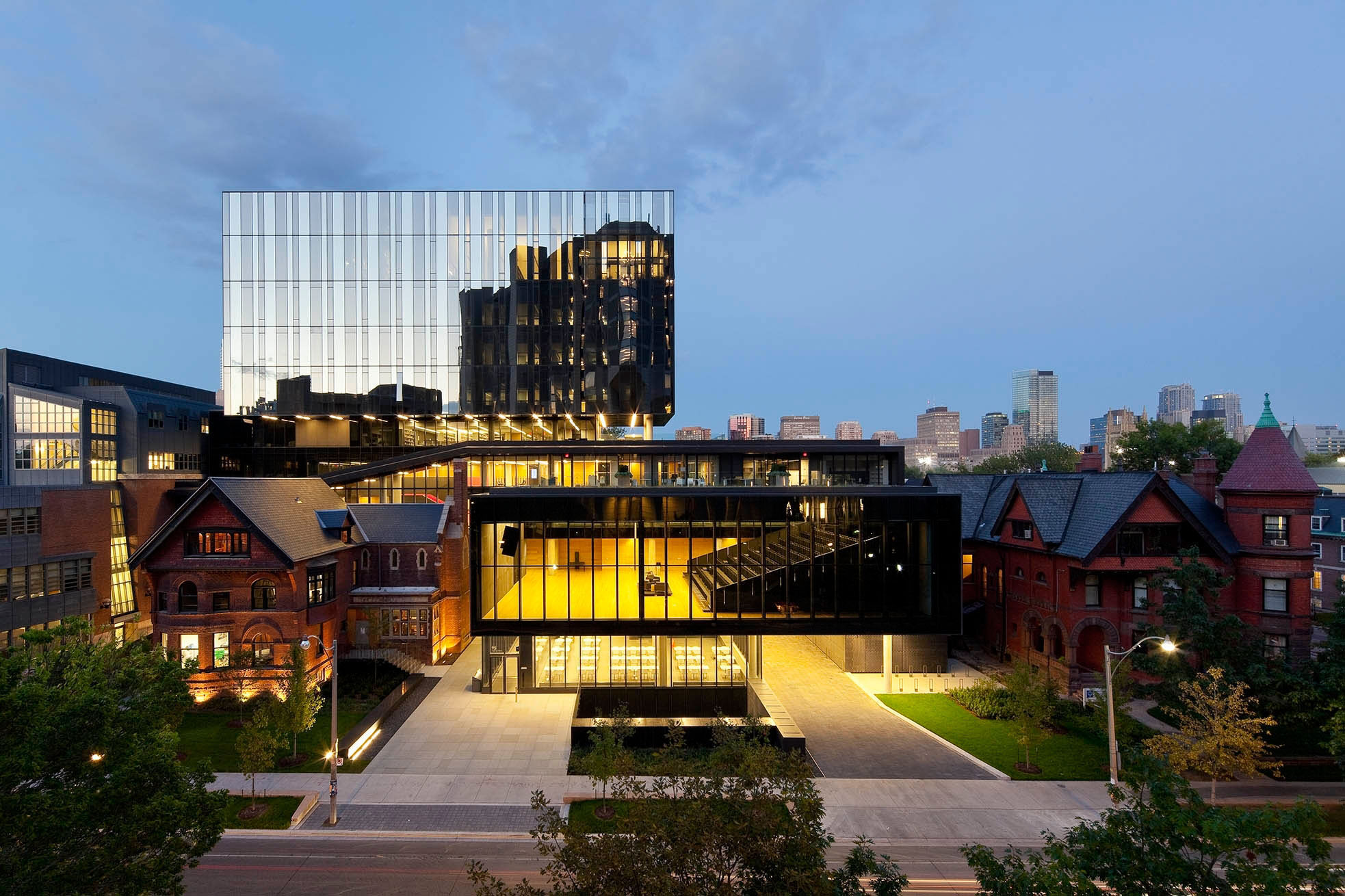 KPMB ARCHITECTS - Rotman School of Management Expansion
