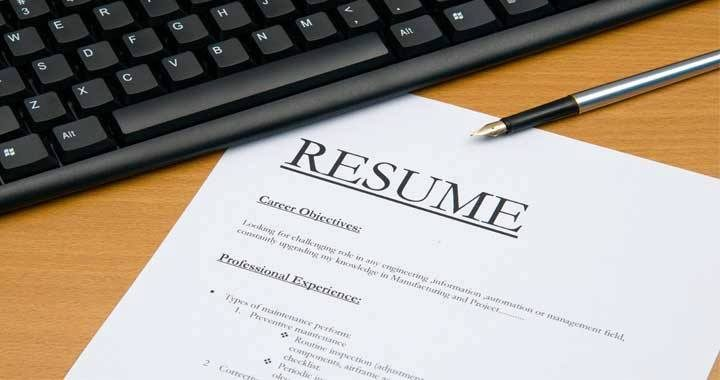 Resume Creation