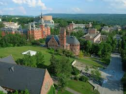 Cornell has, among other things, one of the most beautiful campuses in all of the USA