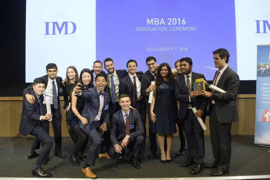 IMD MBA
