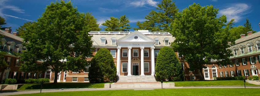Tuck School at Dartmouth