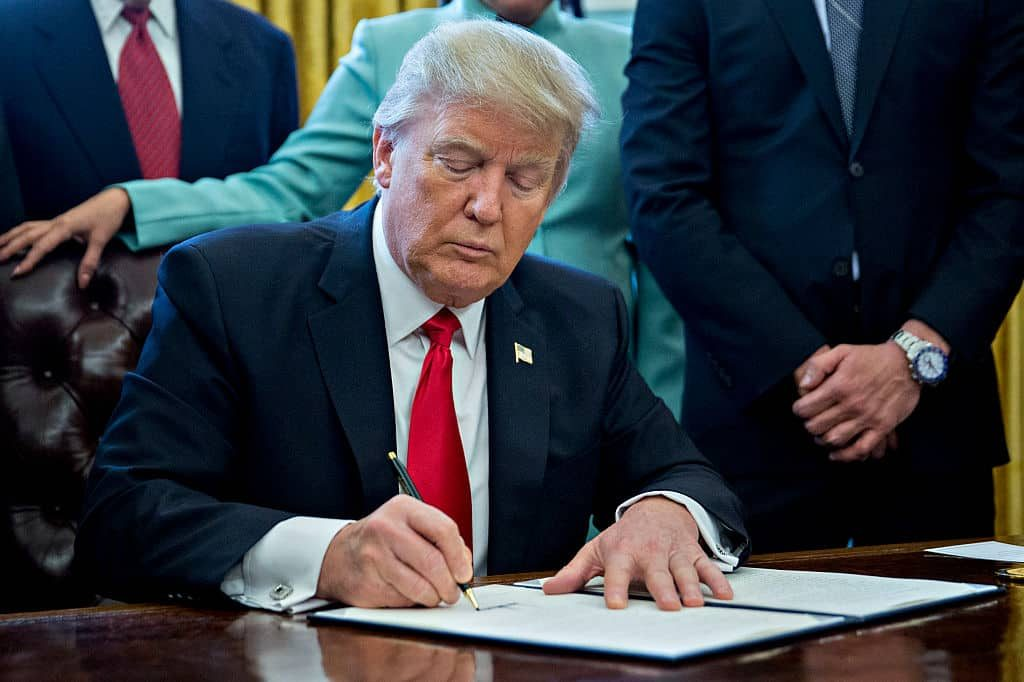 President Trump and Higher Education Policies