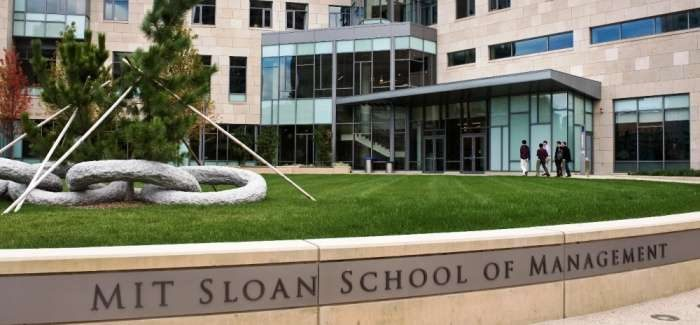 MIT Sloan Fellows Program Essays