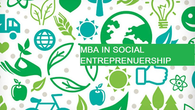 MBA in Social Entreprenuership