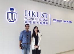 GyanOne interview with HKUST